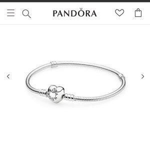 Pandora Jewelry Nwt Charm Bracelet Poshmark